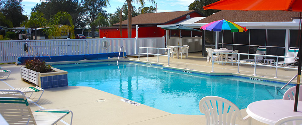 Oak Haven Park Pool