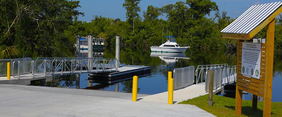 Public Boat Ramps